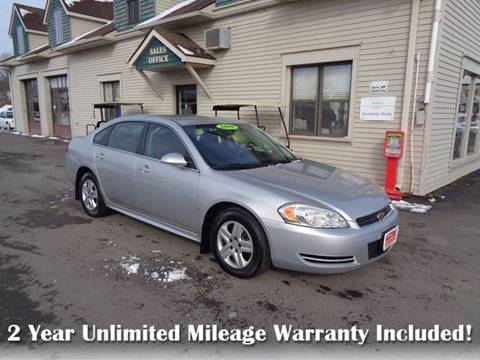 2010 Chevrolet Impala for sale in Brockport, NY