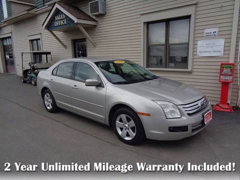 2008 Ford Fusion for sale in Brockport, NY