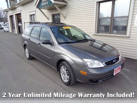 2007 Ford Focus for sale in Brockport, NY