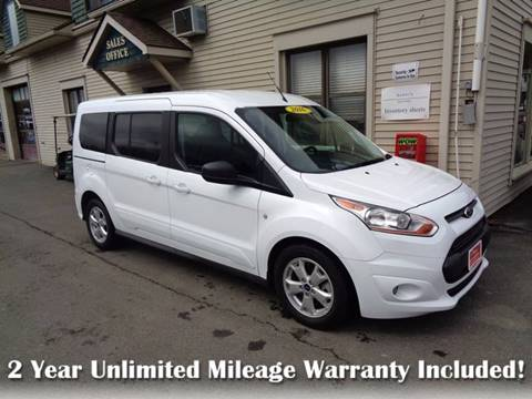 2016 Ford Transit Connect Wagon for sale in Brockport, NY