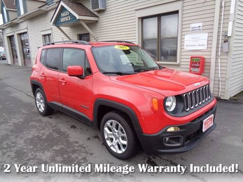 2015 Jeep Renegade for sale in Brockport, NY