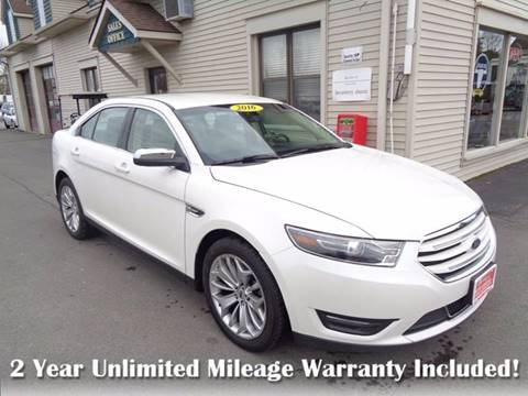 2016 Ford Taurus for sale in Brockport, NY