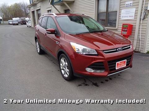 2014 Ford Escape for sale in Brockport, NY