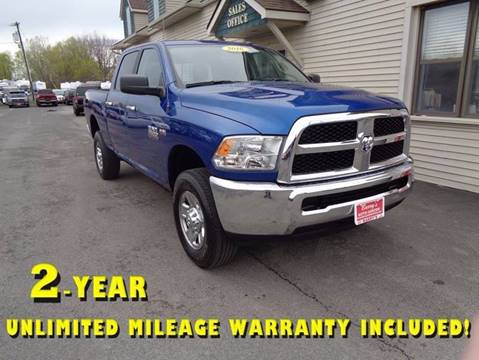 2016 RAM Ram Pickup 2500 for sale in Brockport, NY