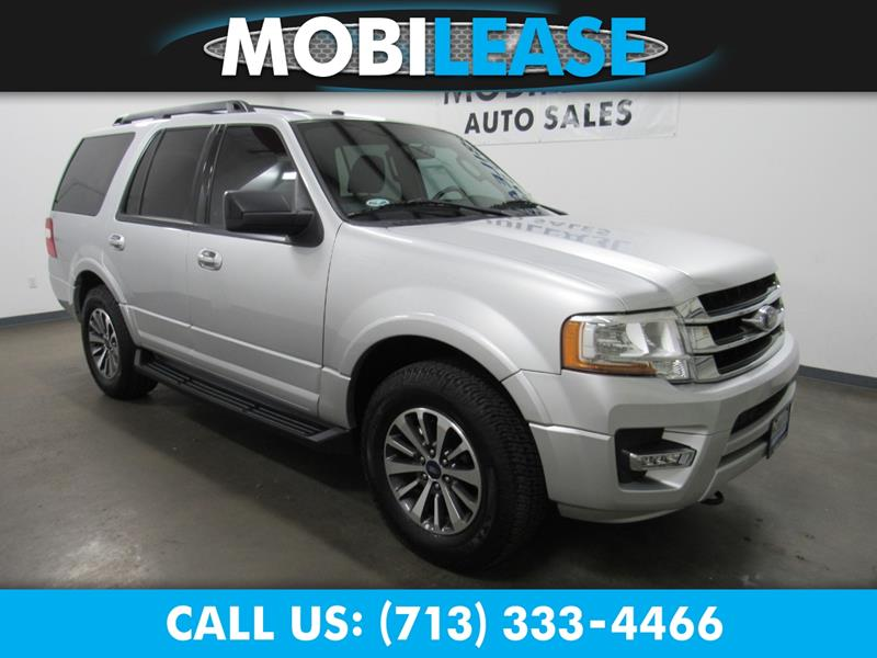 Ford Expedition Wd Xlt Houston Tx