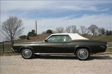 1969 mercury cougar for sale for Jensen motors sioux city