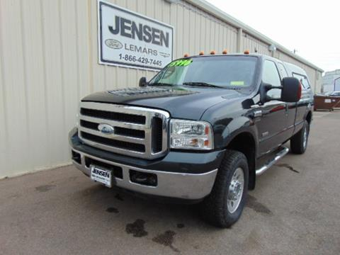 2007 Ford F-250 Super Duty for sale in Sioux City, IA