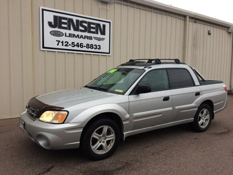2005 Subaru Baja for sale in Sioux City, IA