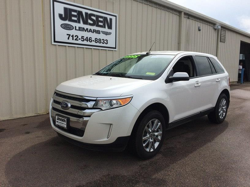 2013 Ford Edge for sale at Jensen's Used Cars in Sioux City IA