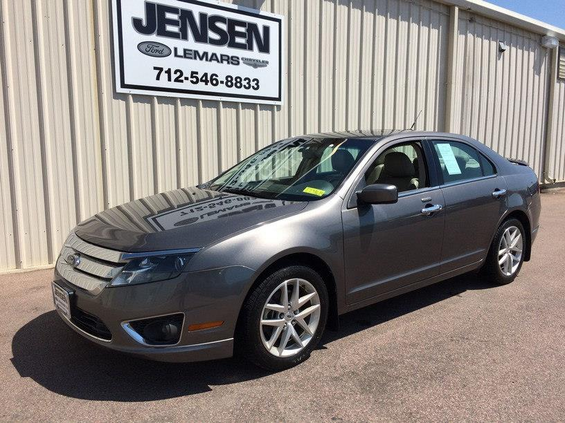 2010 Ford Fusion for sale at Jensen's Used Cars in Sioux City IA