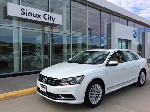 2017 Volkswagen Passat for sale in Sioux City, IA