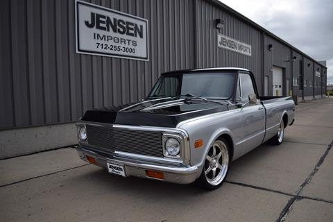 Classic cars for sale in sioux city ia for Jensen motors sioux city