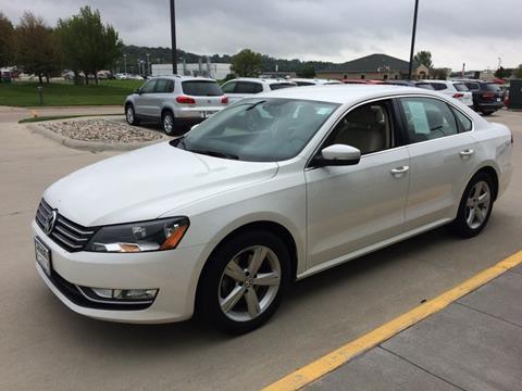 2015 Volkswagen Passat for sale in Sioux City, IA