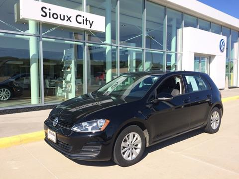 2016 Volkswagen Golf for sale in Sioux City, IA
