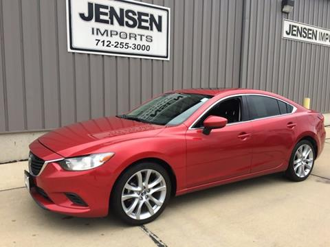 2016 Mazda MAZDA6 for sale in Sioux City, IA