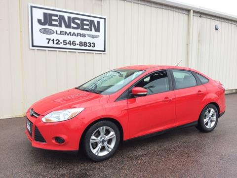 2014 Ford Focus for sale in Sioux City, IA