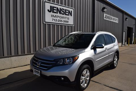 2012 Honda CR-V for sale in Sioux City, IA