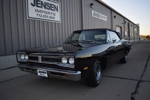 1969 Dodge Coronet for sale at Jensen's Used Cars in Sioux City IA