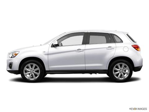 2014 Mitsubishi Outlander Sport for sale at Jensen's Used Cars in Sioux City IA