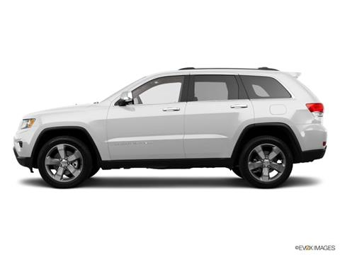 2014 Jeep Grand Cherokee for sale at Jensen's Used Cars in Sioux City IA