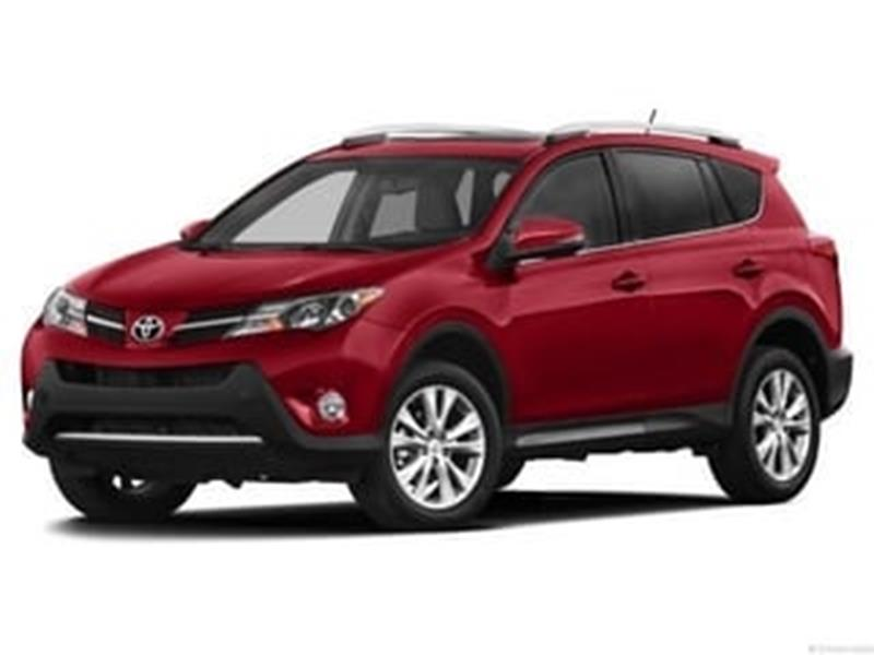 2013 Toyota RAV4 for sale at Jensen's Used Cars in Sioux City IA
