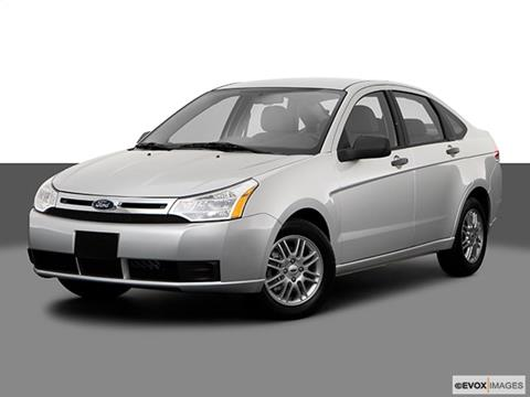 2009 Ford Focus for sale at Jensen's Used Cars in Sioux City IA