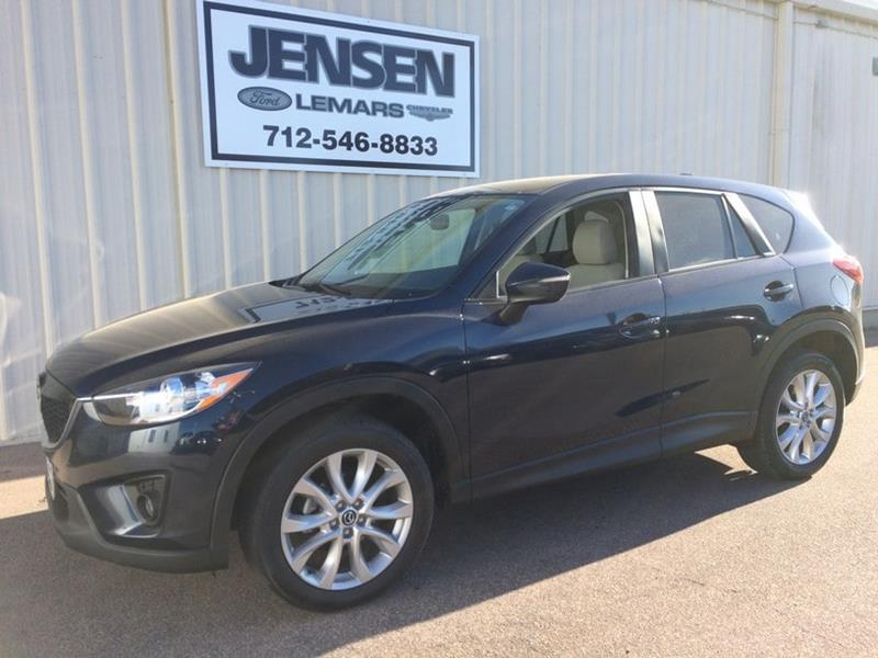 2015 Mazda CX-5 for sale at Jensen's Used Cars in Sioux City IA