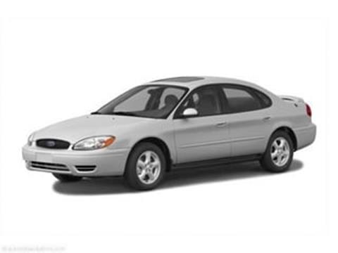 2005 Ford Taurus for sale at Jensen's Used Cars in Sioux City IA