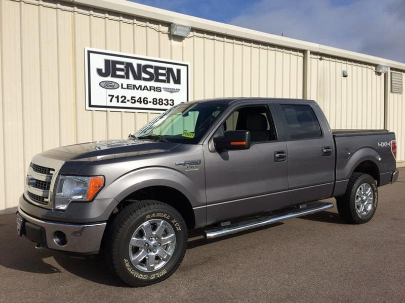 2013 Ford F-150 for sale at Jensen's Used Cars in Sioux City IA