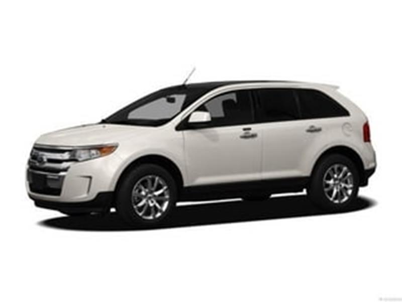 2012 Ford Edge for sale at Jensen's Used Cars in Sioux City IA