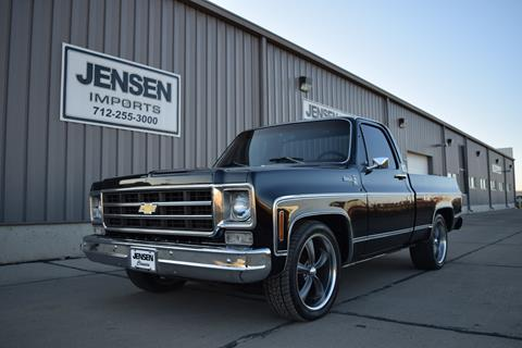 Used Chevrolet C K 10 Series For Sale In Sioux City Ia