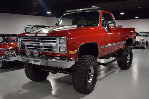 1985 Chevrolet C K 10 Series For Sale In Sioux City Ia