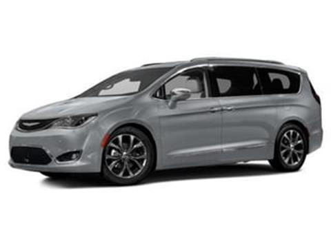2017 Chrysler Pacifica for sale in Sioux City, IA