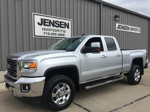2017 GMC Sierra 2500HD for sale in Sioux City, IA