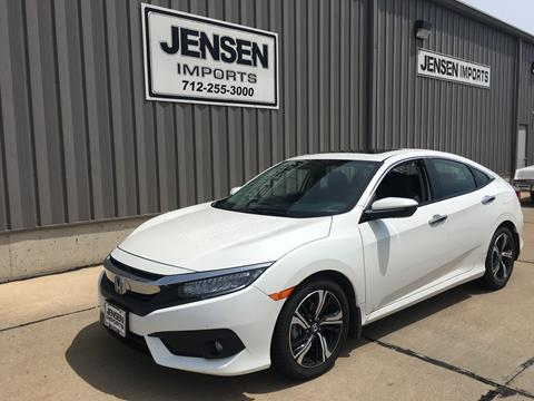 2017 Honda Civic for sale in Sioux City, IA