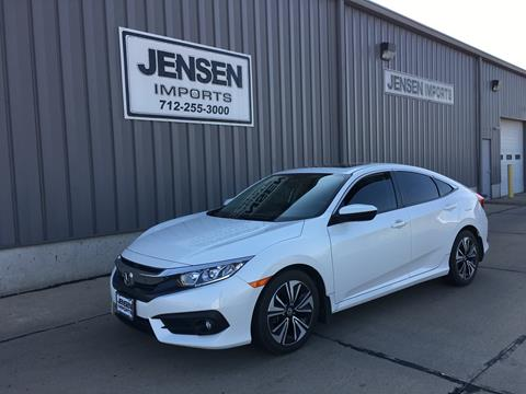 2016 Honda Civic for sale in Sioux City, IA