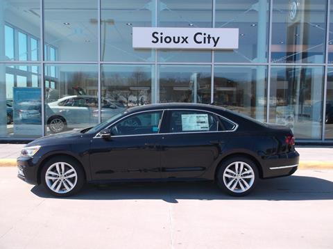 2018 Volkswagen Passat for sale in Sioux City, IA