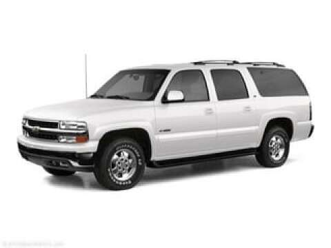 2002 Chevrolet Suburban for sale at Jensen's Dealerships in Sioux City IA