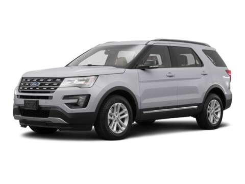 2016 Ford Explorer XLT for sale at Jensen's Dealerships in Sioux City IA