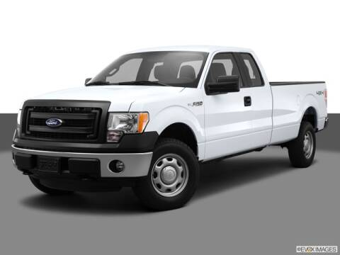 2013 Ford F-150 Lariat for sale at Jensen's Dealerships in Sioux City IA