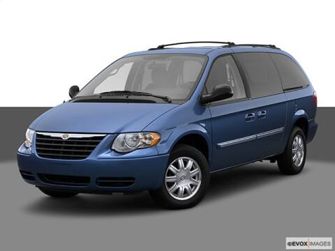 2007 Chrysler Town and Country Touring for sale at Jensen's Dealerships in Sioux City IA