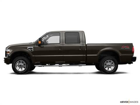 2008 Ford F-250 Super Duty for sale at Jensen's Dealerships in Sioux City IA