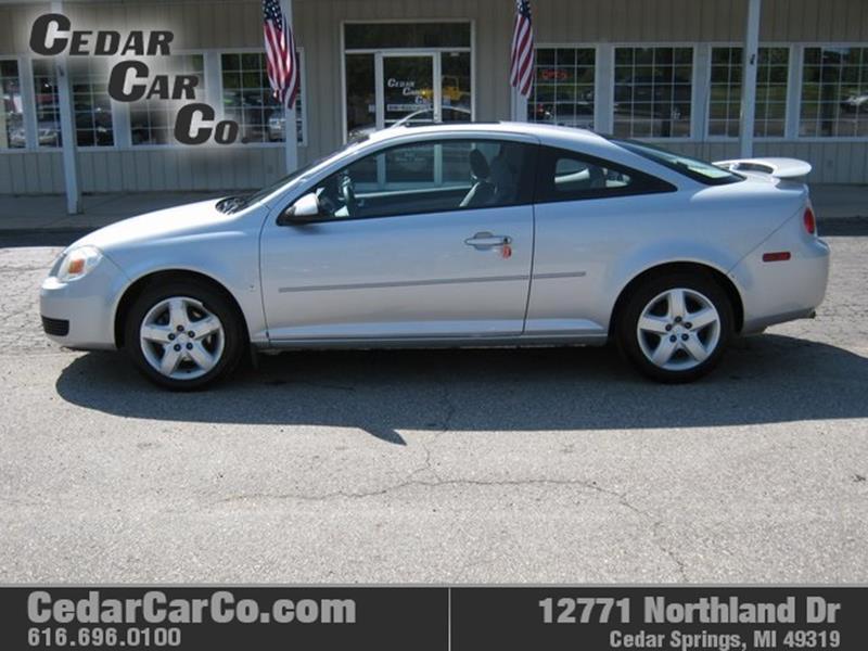 2007 Chevrolet Cobalt LT 2dr Coupe   Cedar Springs MI
