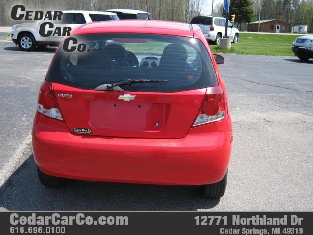 2004 Chevrolet Aveo 4dr Hatchback - Cedar Springs MI