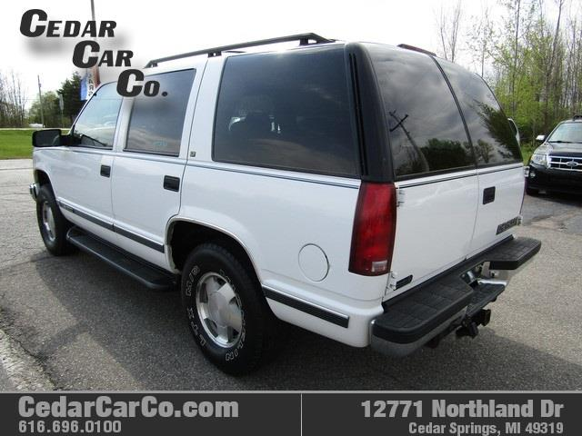 1996 Chevrolet Tahoe  - Cedar Springs MI