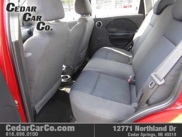 2008 Chevrolet Aveo  - Cedar Springs MI