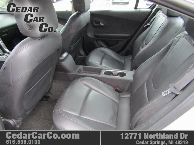 2011 Chevrolet Volt Premium 4dr Hatchback - Cedar Springs MI