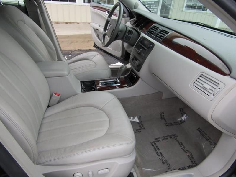 2007 Buick Lucerne CXL V6 4dr Sedan - Cedar Springs MI