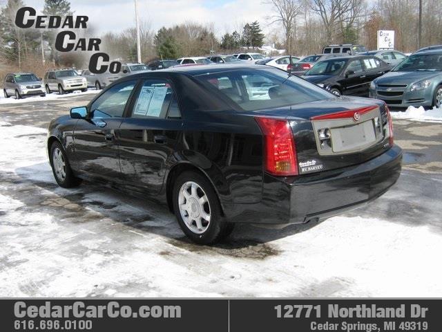 2003 Cadillac CTS 4dr Sedan - Cedar Springs MI