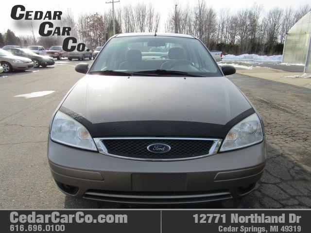 2005 Ford Focus ZX4 - Cedar Springs MI